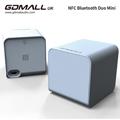 GDMALL NFC Mini Stereo 藍牙喇叭(單顆銀)
