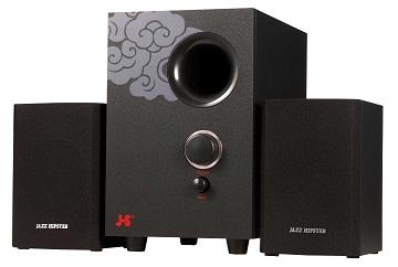 JS JY3023 三件式全木質多媒體喇叭