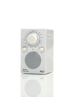 Tivoli Audio PAL BT (黑白色)可攜式藍牙收音機喇叭