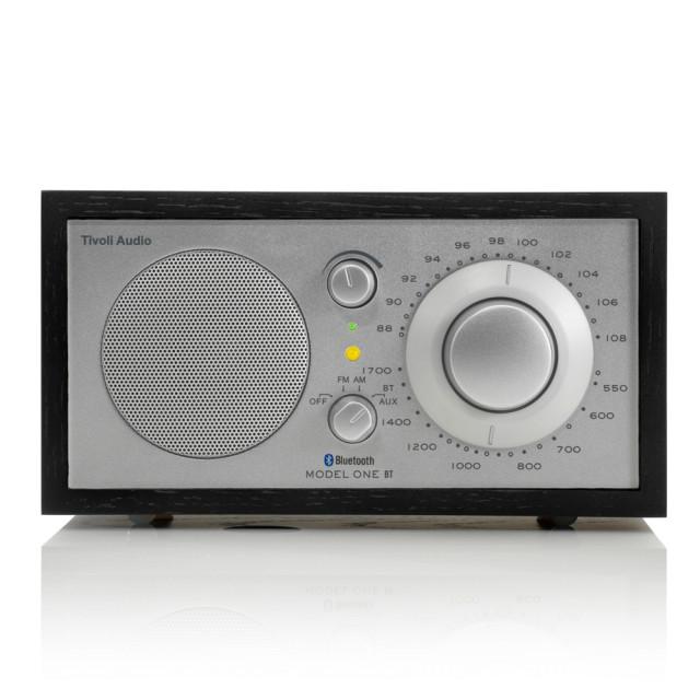 Tivoli Audio MODEL ONE BT AM/FM(銀白色)桌上型藍牙收音機喇叭