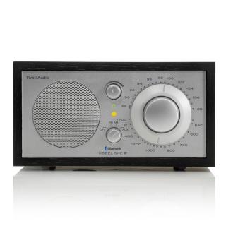 Tivoli Audio MODEL ONE BT AM/FM(銀黑色)桌上型藍牙收音機喇叭