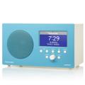 Tivoli Audio ALBERGO AM/FM CLOCK RADIO(藍色)藍牙鬧鐘收音機喇叭