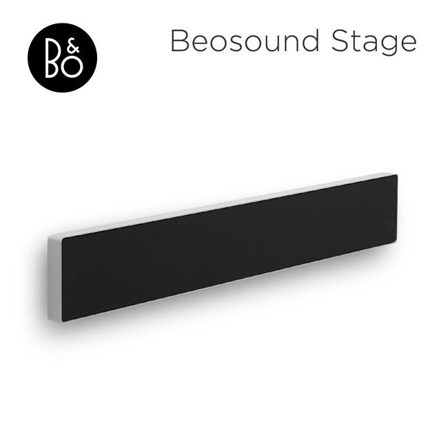絕妙影音 聲色俱佳B&O Beosound Stage Soundbar 星鑽銀