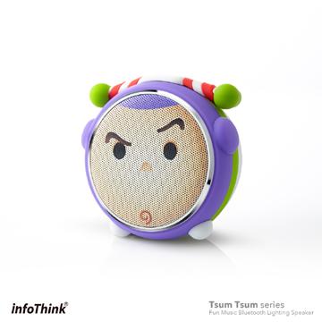 TSUM TSUM玩音樂藍牙燈光喇叭-巴斯光年Buzz