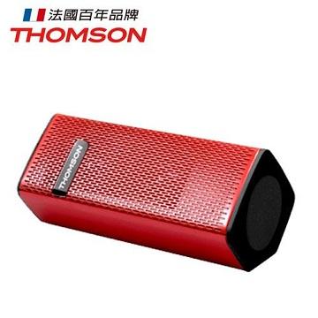 THOMSON藍芽隨身音響TCD-T06U (紅色)