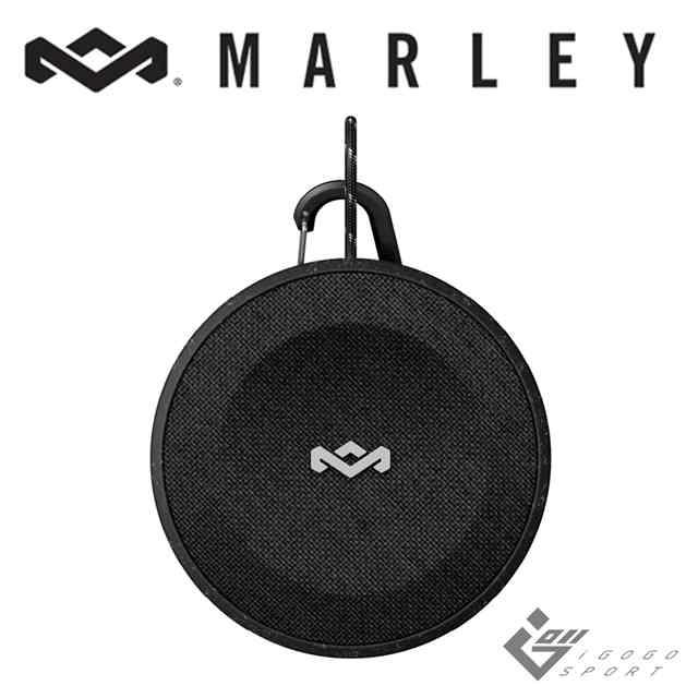 Marley No Bounds  無線防水藍牙喇叭-黑