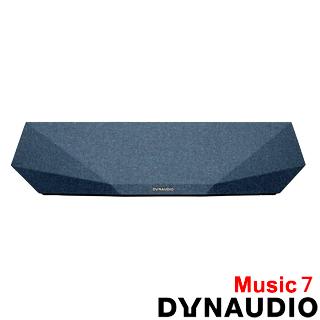 丹拿 Dynaudio Music 7 藍色 無線藍牙 WiFi喇叭