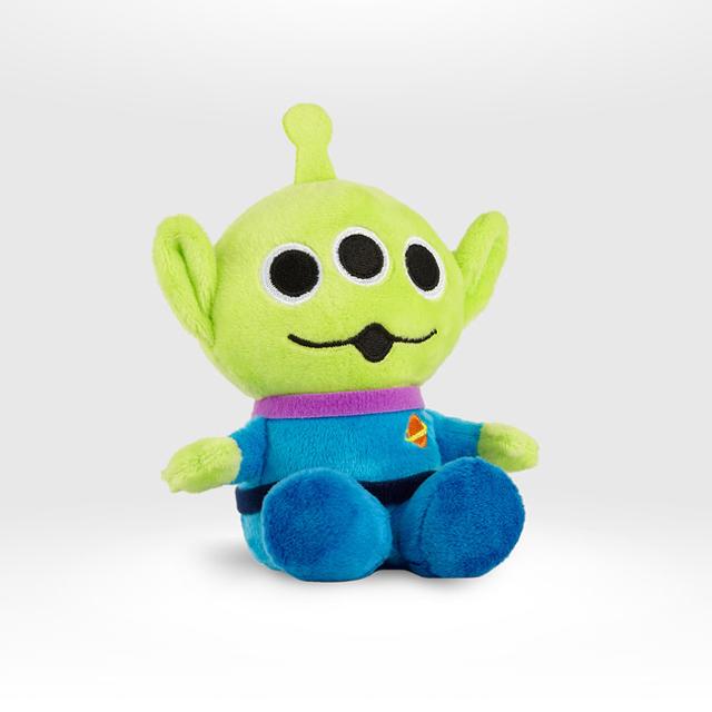 InfoThink 玩具總動員系列絨毛藍牙喇叭 - 三眼仔