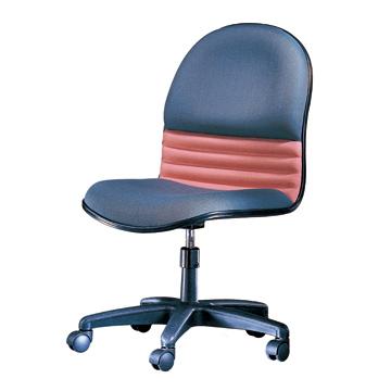 Easy布面中背辦公椅/C-03-1