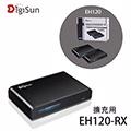 DigiSun EH120RX HDMI Cat5/5e/6訊號延長器(接收端) 擴充分配顯示用途
