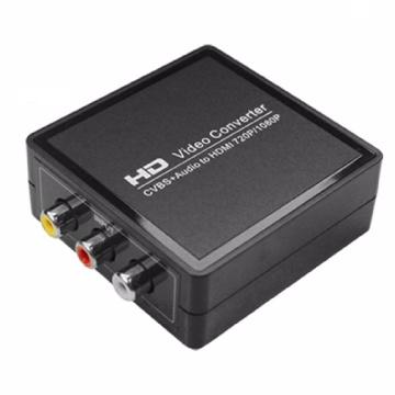 AV訊號(CVBS)轉HDMI(1080p)轉接器