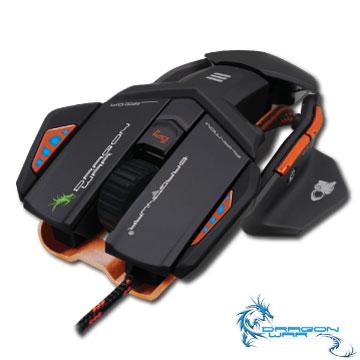 Dragonwar ELEG4幻影專業電競滑鼠(ELE-G4) 黑色
