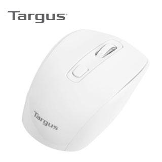 Targus AMW605 光學無線四鍵滑鼠-純白