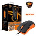 偉訓 COUGAR 300M 光電遊戲滑鼠-橘色