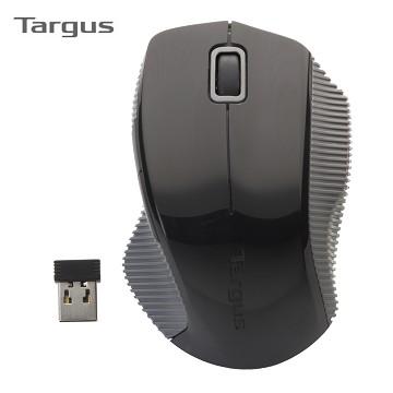 Targus W071 多鍵藍光無線滑鼠-黑灰