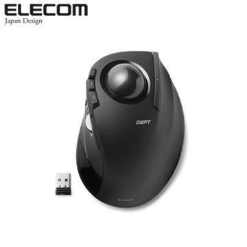 ELECOM M-XG無線中指軌跡球滑鼠