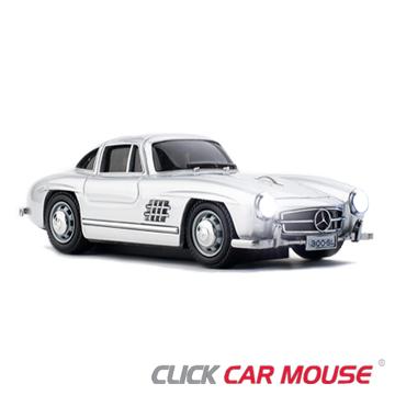 【Click Car Mouse】MERCEDES-BENZ 300 SL 無線滑鼠(福利品)