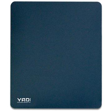 YADI 高滑順光學滑鼠墊(鐵灰)