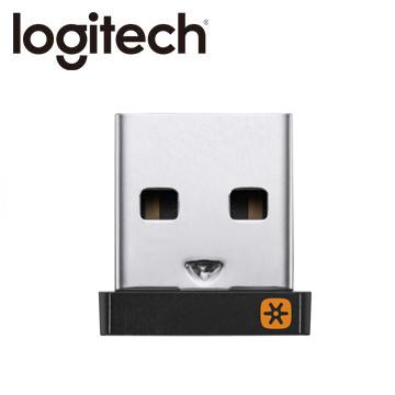羅技 迷你型 (UNIFYING) USB無線接受器