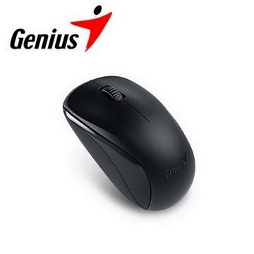 Genius 昆盈 NX-7000 藍光無線滑鼠-沉穩黑 (NX-7000-BK)