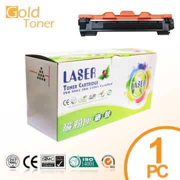 【Gold Toner】BROTHER TN-1000 相容黑色碳粉匣,適用機型:HL-1110/DCP-1510/MFC-1815