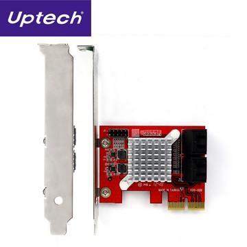☆SATA III擴充☆ Uptech SC342 4-Port SATA III擴充