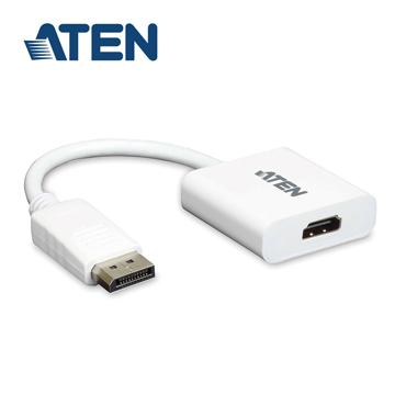 ATEN DisplayPort 轉 HDMI轉接器(VC985)