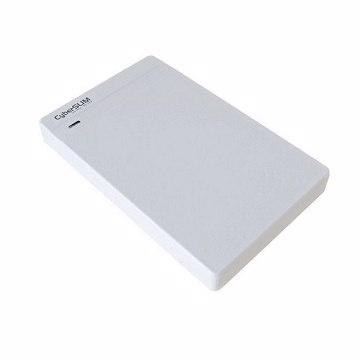 ★暢銷第一名★CyberSLIM V25U3 2.5吋 硬碟外接盒 白色 USB3.0