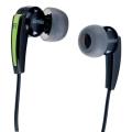 Genius HS-M220 密閉型立體聲噪音隔絕式耳機+麥克風(臨場的低音震撼)(綠)