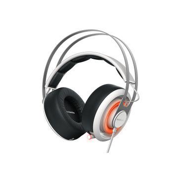 SteelSeries賽睿Siberia 650 西伯利亞 炫彩進化版 耳機麥克風(白色)