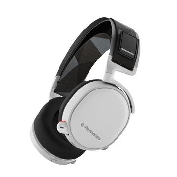 SteelSeries Arctis 7 無線耳麥(白)