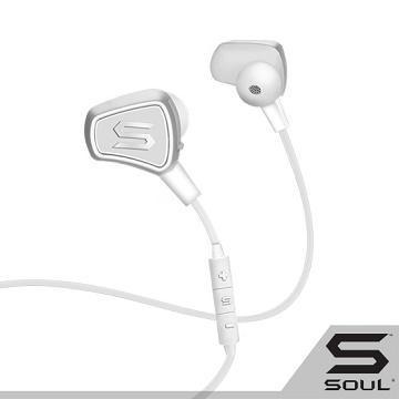 SOUL IMPACT WIRELESS 高效無線藍牙耳機-白