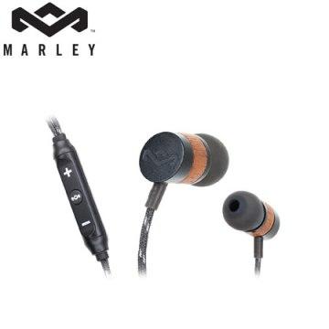 Marley Uplift - 3BM - Midnight 3鍵式入耳式耳機麥克風(EM-JE033-MI)