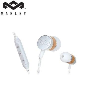 Marley Uplift - 3BM - Drift 3鍵式入耳式耳機麥克風(EM-JE033-DR)