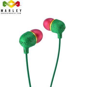 Marley Little Bird - 0BM -飛翔小鳥入耳式耳機 - 西瓜冰沙 (JE060-RA)