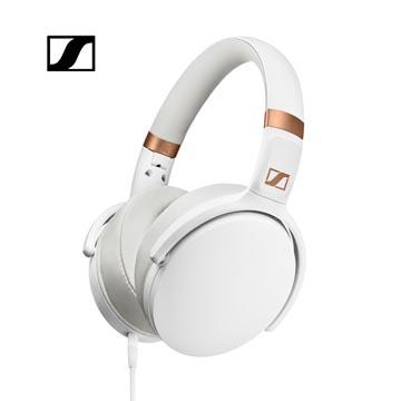 Sennheiser HD 4.30G 白色 可折疊式有線耳機麥克風