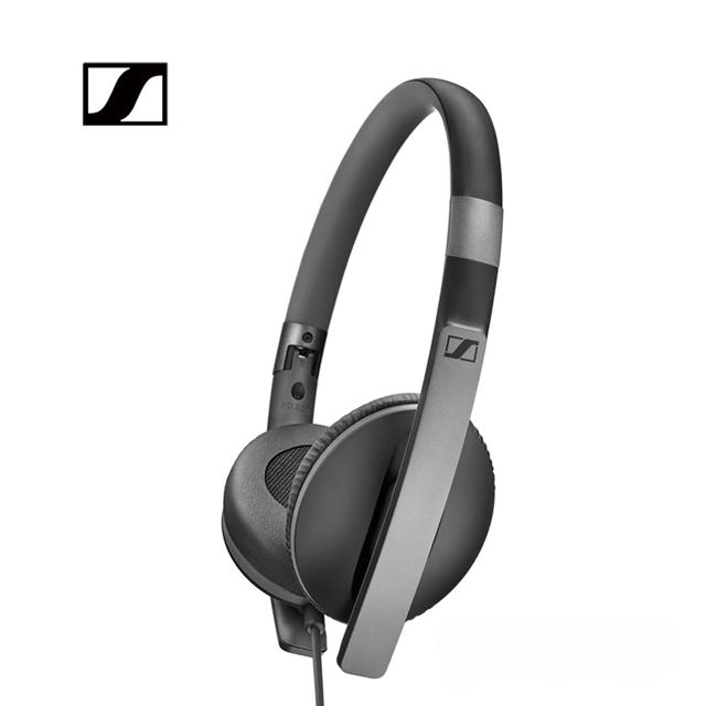 Sennheiser HD 2.30i 黑色 便攜式有線耳機麥克風