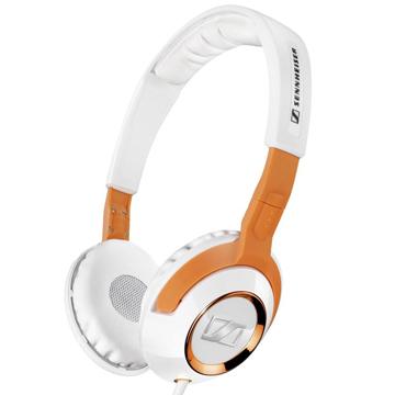 (福利品) SENNHEISER HD 229 封閉式耳罩式耳機 (白色)