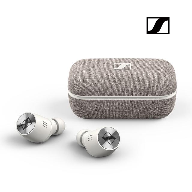 森海塞爾 Sennheiser MOMENTUM True Wireless 2代 白色 真無線藍牙耳機