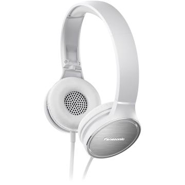 【Panasonic】國際牌頭戴式無麥克風可折疊耳機 (RP-HF500GC)