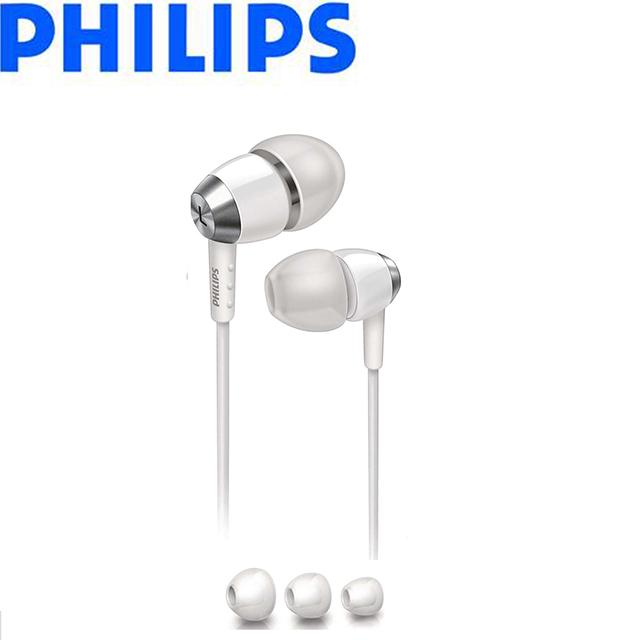 【PHILIPS 飛利浦】耳道式耳機SHE7000 - 2入組