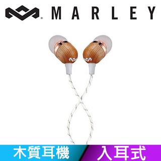 Marley Smile Jamaica 入耳式耳機 - 珍珠白
