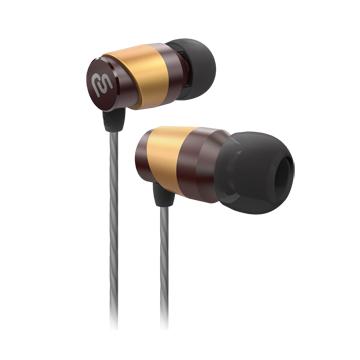 ProStereo F4 高解析耳道式耳機 線控麥克風相容 iOS 及 Android