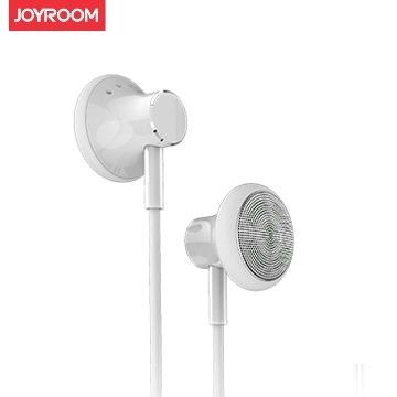 JOYROOM JR-EL117入耳式重低音環繞開放式耳機-白色