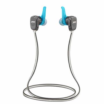 JAM Transit Fitness 無線藍芽防水運動耳機 -藍色