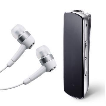 ★時尚鏡面夾式精品耳機 ↘ 下殺★ 藍牙 立體聲 藍芽耳機 WBS-805