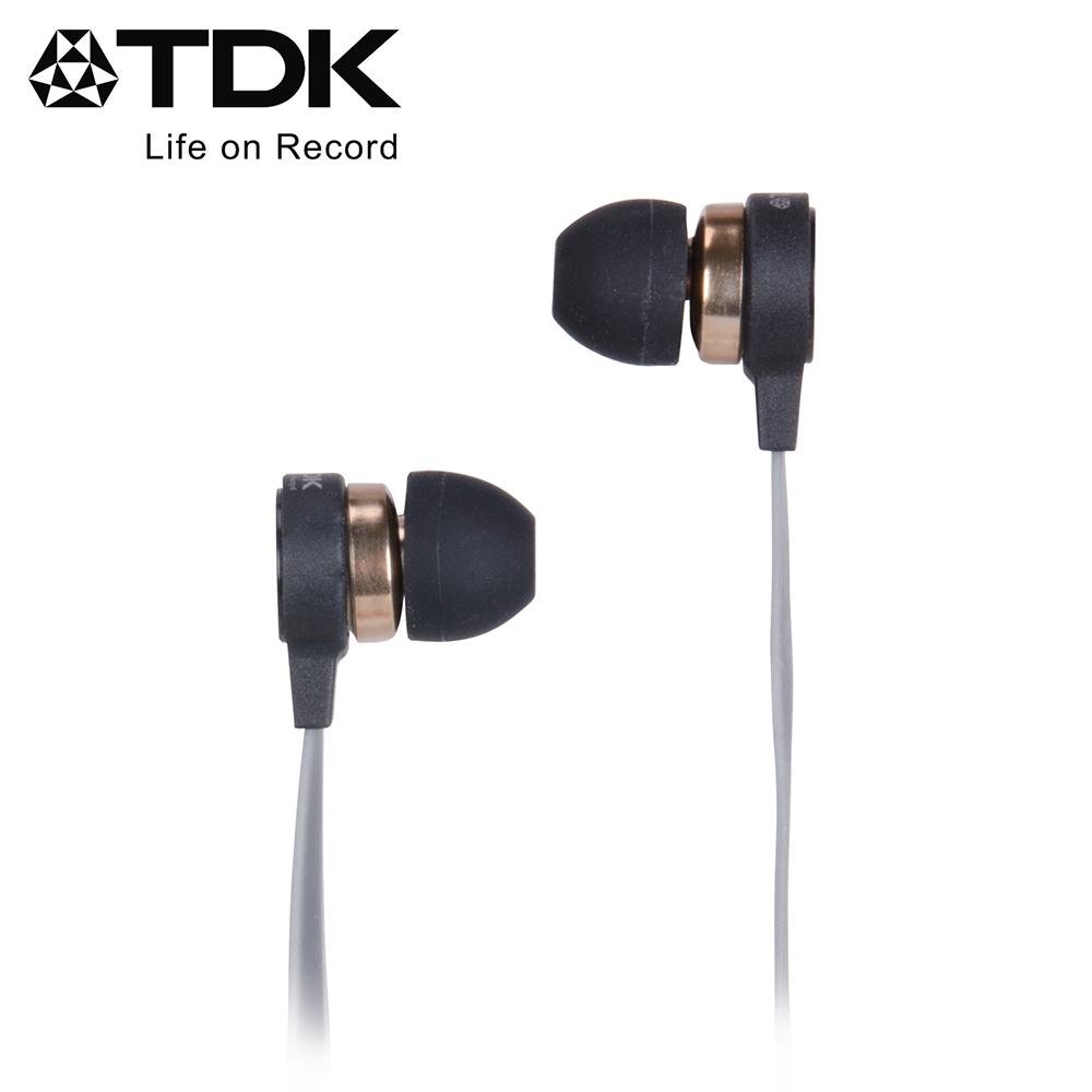 TDK SP500 防水夜光入耳式耳機 (黑色)