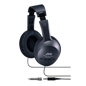 JVC立體聲全罩式耳機-HA-G101