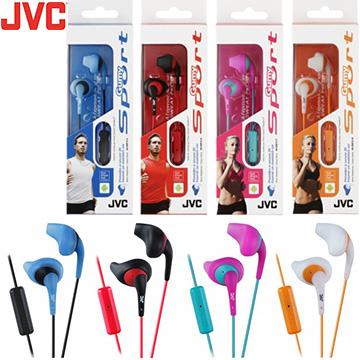 JVC 運動型耳塞式立體聲耳機HA-ENR15
