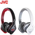 JVC HA-SR100X 輕型頭戴式XX重低音系列耳機(附MIC)